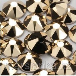 "Swarovski Crystal Rose Gold из ""Мегамикс №3"", 90шт"