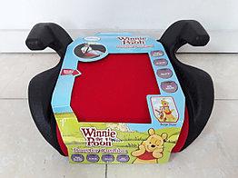 Новый Бустер. Детское автомобильное сидение. Автобустер. Winnie Pooh