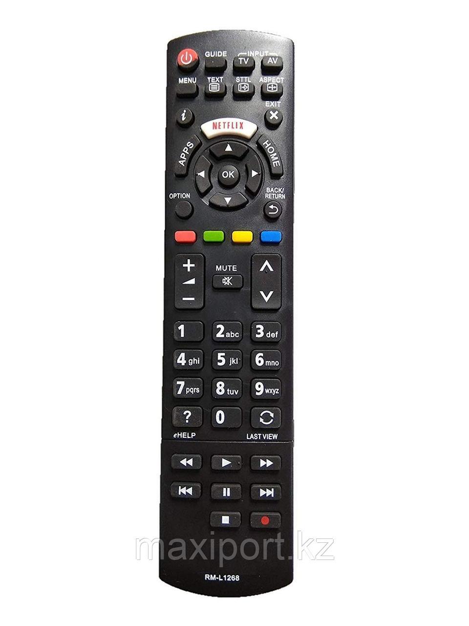 Пульт PANASONIC RM-L1268 на все плоские телевизоры