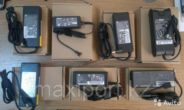 Зарядки для ноутбуков Asus Acer Dell Lenovo Hp Samsung и прочих, фото 2