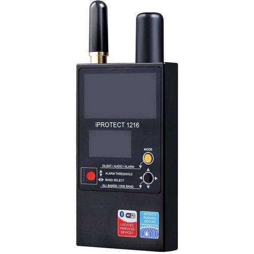 Профессиональный индикатор (детектор) поля iProtect 1216