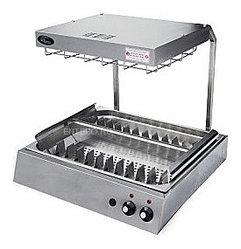 Станция для подогрева и фасовки картофеля фри Grill Master Ф2ПКЭ глубина 100 мм