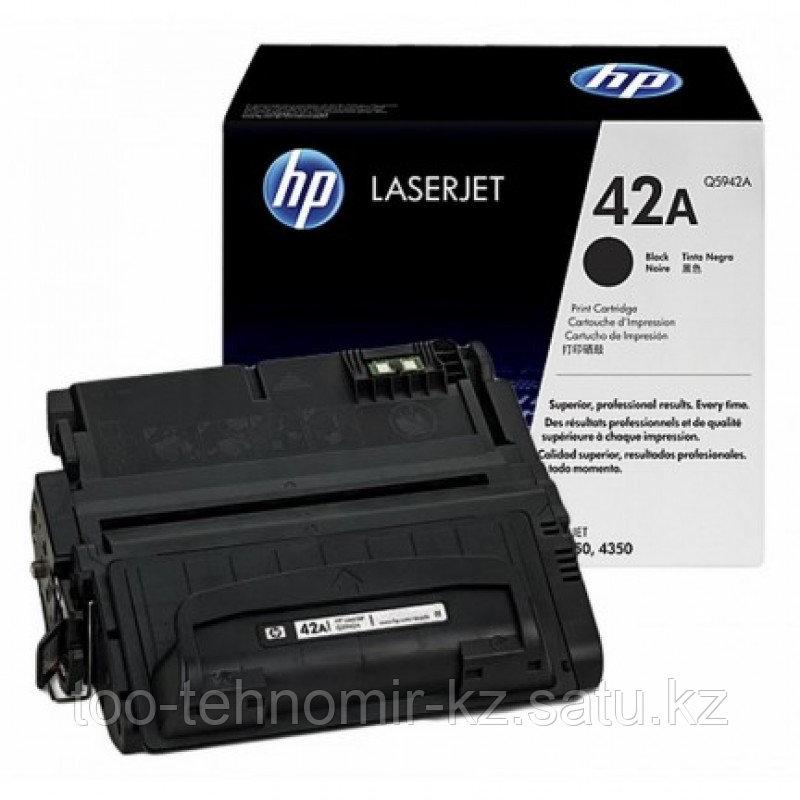 Картридж HP LJ 4250 (Q5942A)