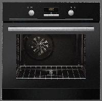 Встраиваемая электрическая духовка Electrolux EZB52410AK, чёрный, фото 1