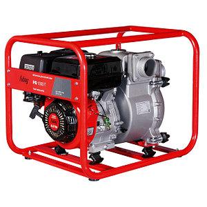 Мотопомпа бензиновая PG 1300T c двигателем Fubag 1300 л/мин 25 мм 26 м