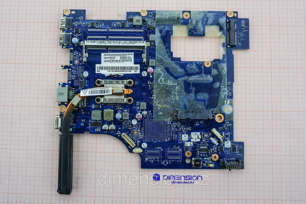 Материнская плата LENOVO Ideapad G575 PAWGD LA-6757P Rev. 1.0
