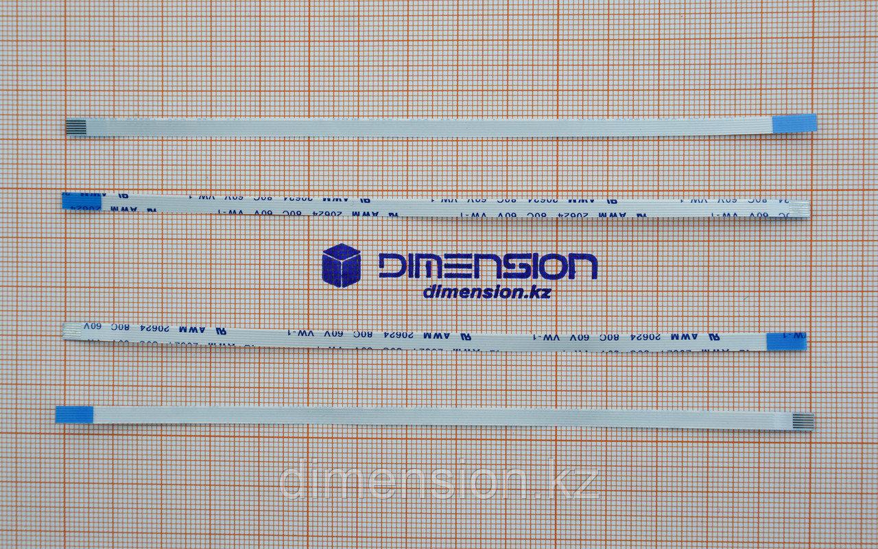 Плоский шестипиновый (6 pin) шлейф для платы, кнопки включения ASUS X53s K53s X550 X552 X550C X550L