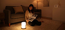 Прикроватная лампа Xiaomi Mijia Bedside Lamp 2 (MJCTD02YL)