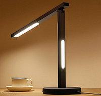 Настольная лампа Philips Wisdom Table Lamp Gold Edition black, фото 1