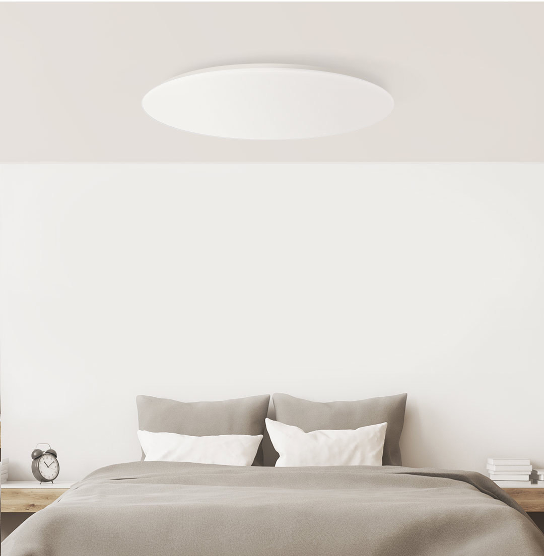 Потолочная лампа Xiaomi YEELIGHT BRIGHT MOON CEILING Lamp 480 mm