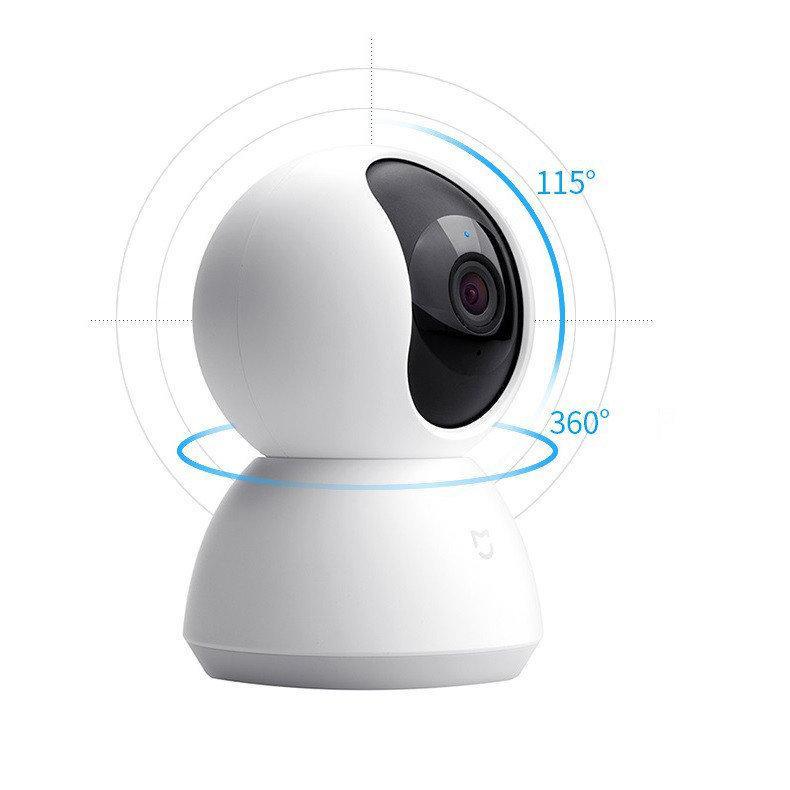 IP-камера Xiaomi Mijia Smart Camera 360 1080р (версия PTZ) обновленная версия 2020 г - фото 3