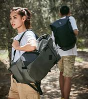 Рюкзак 90 Points Hike Basic Outdoor Backpack (синий и зеленый)