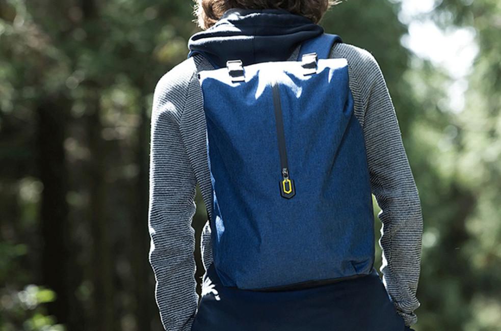 Рюкзак Mi Travel Backpack (Синий)