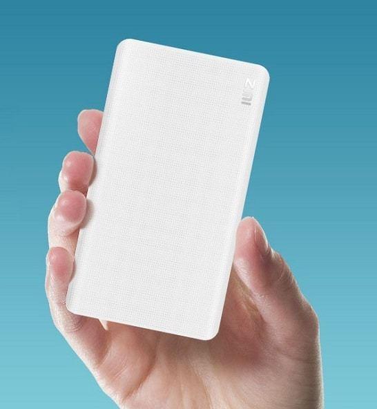 Xiaomi ZMI Power Bank 5 000 mAh (быстро заряжает и заряжается)