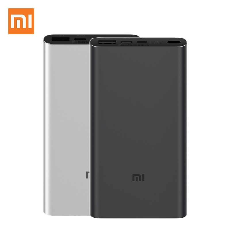 Внешний аккумулятор Xiaomi Power Bank 3 - 10 000 mAh - 18W