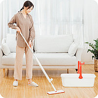 Швабра iCLEAN Cleaning Squeeze Wash Mop (YC-02), фото 1