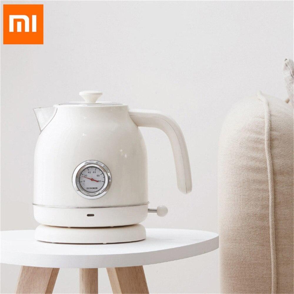 Чайник Xiaomi Qcooker Electric Kettle с температурным датчиком (CS-SH01)
