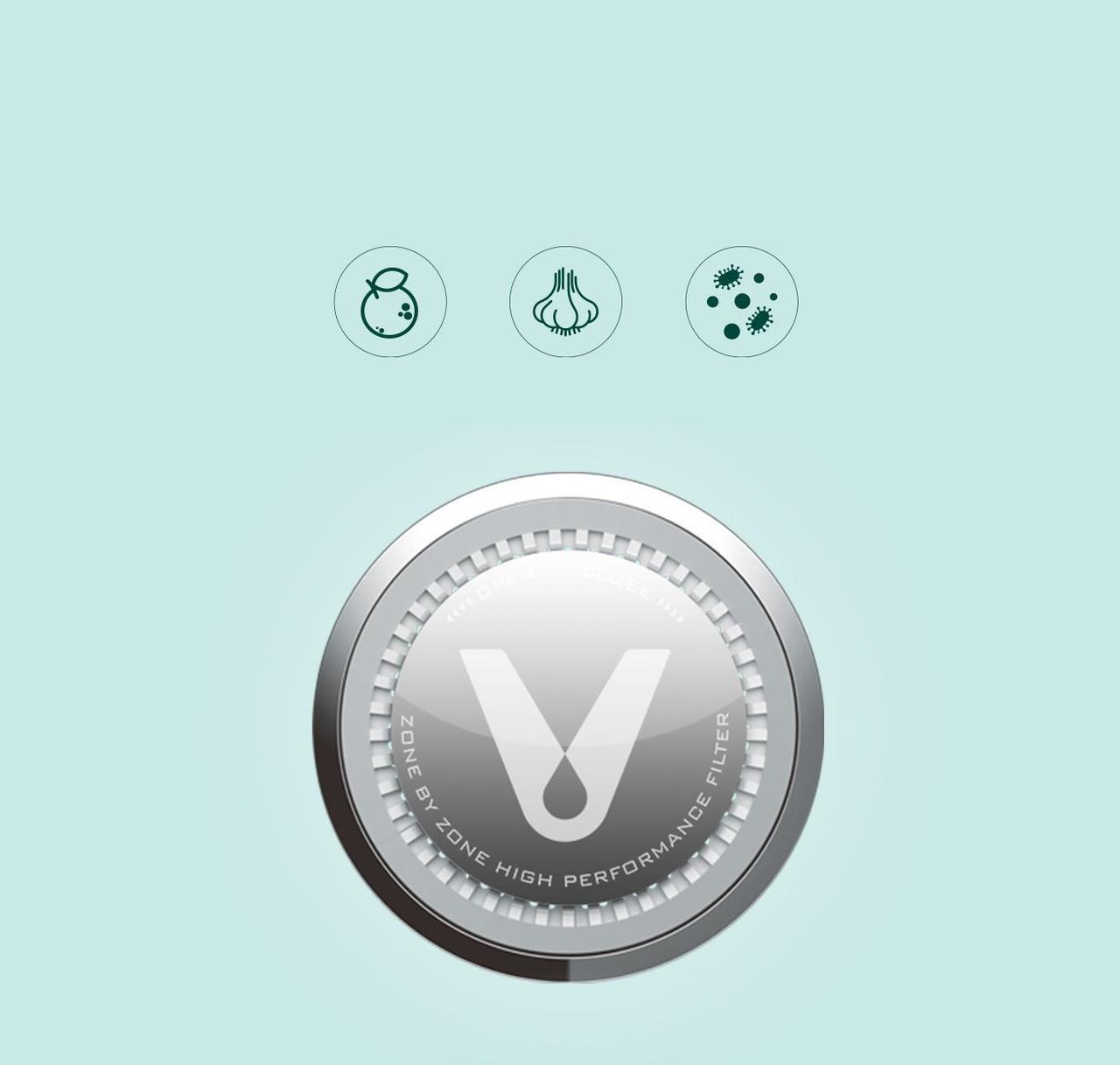 Поглотитель запаха Xiaomi Viomi Herbal Sterilization Deodorant