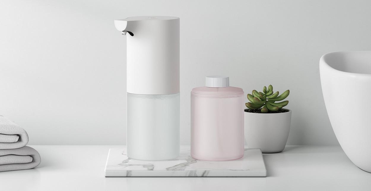Cенcopный дoзатор для жидкoгo мылa Xiаоmi Auto Foaming Нand Wаsh