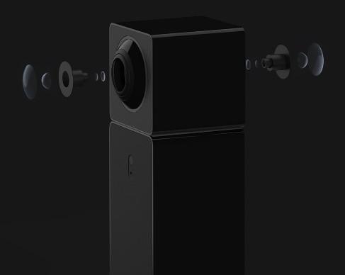 Xiaomi Hualai Xiaofang умная камера с двумя объективами 1080p