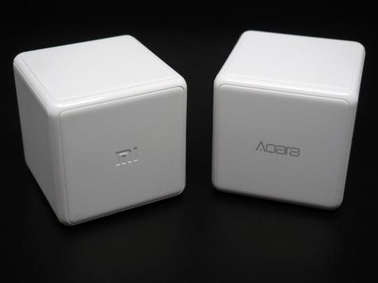 Контроллер Xiaomi AQara Cube Smart Home Controller (белый)
