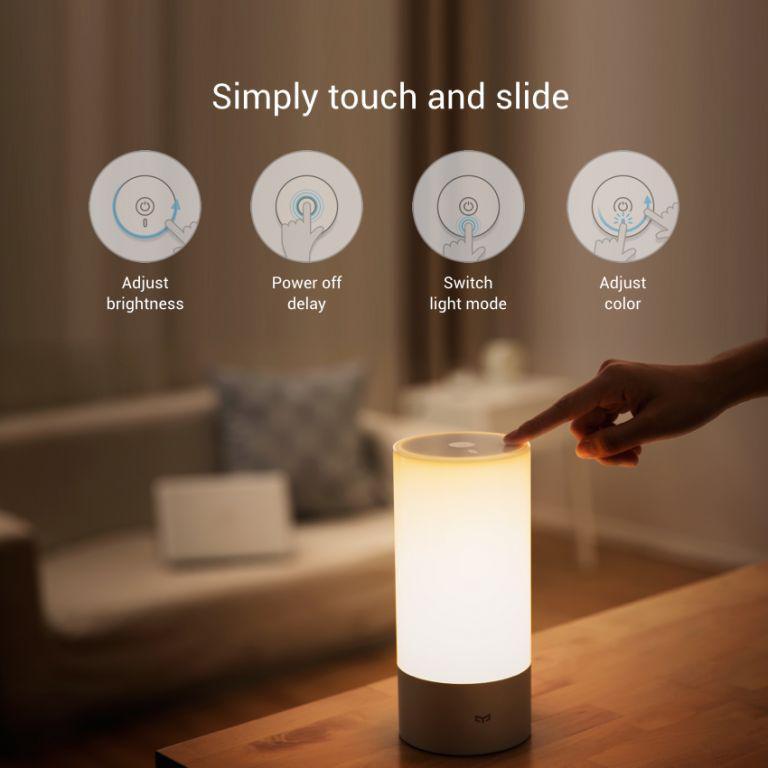 Настольная лампа Хiaomi - 365 цветов света