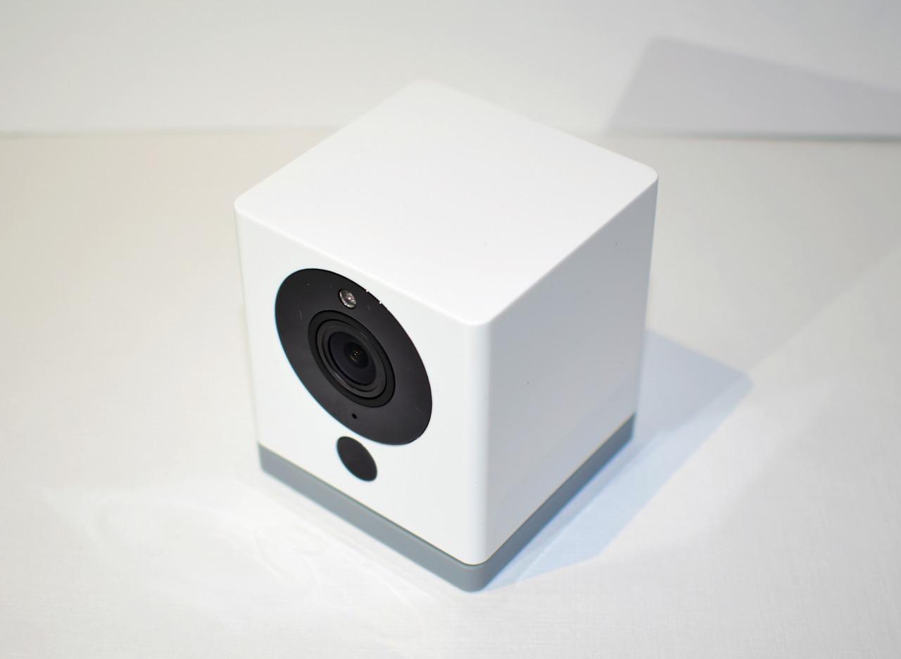 IP камера Xiaomi Small Square Smart Camera