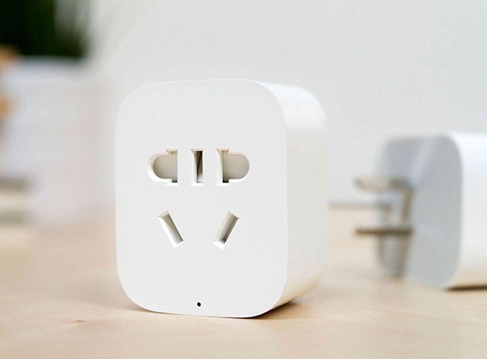 Розетка - умная Xiaomi Mi Smart Power Plug