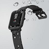 Смарт часы Xiaomi Amazfit Bip Lite Youth Smart Watch (товар использовался для видеообзор, коробка вскрытая)