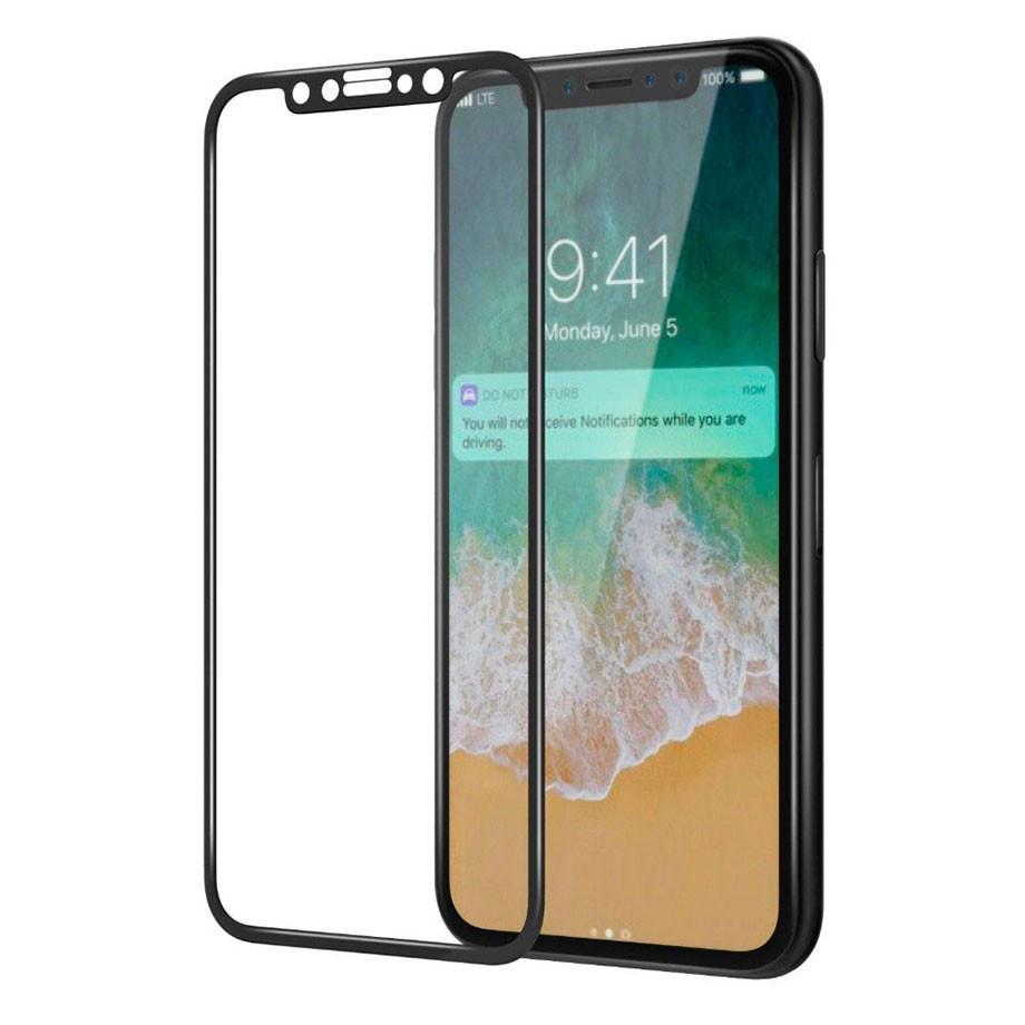 """Стекло противоударное на дисплей """"5D"""" для iPhone, 7p/8p, 7/8 - фото 1"""