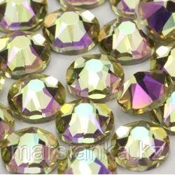 "Swarovski Crystal Luminous Green из ""Мегамикс №4"", 90шт"