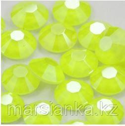 Swarovski Мини-микс №225 Electric Yellow, 20шт, фото 2