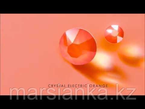 Swarovski Мини-микс №228 Electric Orange, 20шт