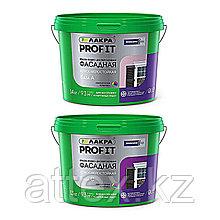 Краска фасадная ЛАКРА PROF IT, база С, 13 кг