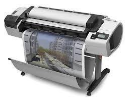 "HP Design jet T610 44"" Printer"