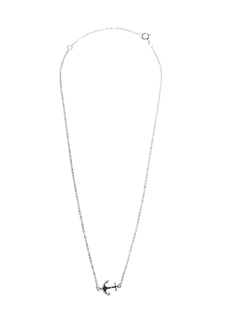 Серебряное колье Brosh Jewellery (Серебро 925) (серебряный)