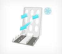 Опора пластиковая магнитная для выкладки товара BACK-FR-TM арт.777001, фото 1
