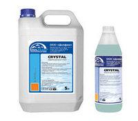 Средство для мытья всех стеклянных и зеркальных поверхностей - CRYSTAL Канистра 5 л.