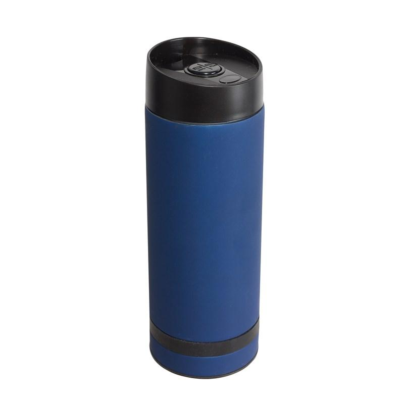 Термокружка FLAVOURED тёмно-синий