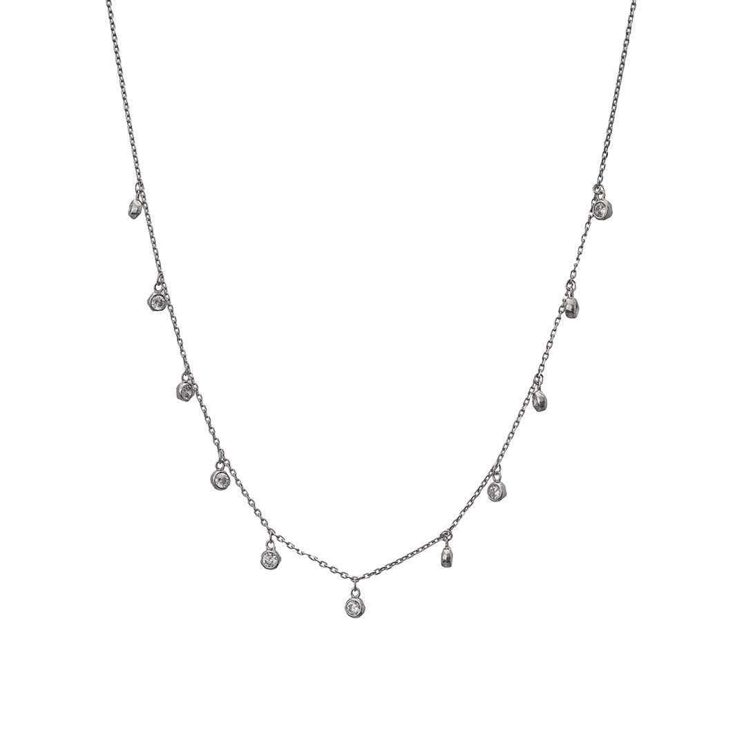 Серебряное колье  Brosh Jewellery (Серебро 925)