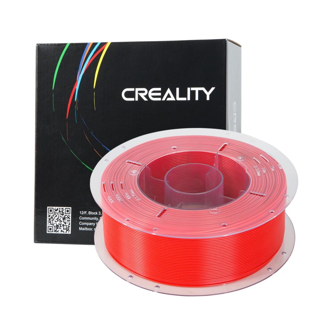 PLA пластик  Красный  Creality 1.75