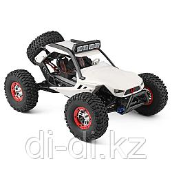STORM 2.4G 1:12 4WD Brushed High-speed Climbing Off-road RC Car with LED Lights RTR - White