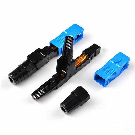 Коннектор быстрый DROP SC/UPC, фото 2