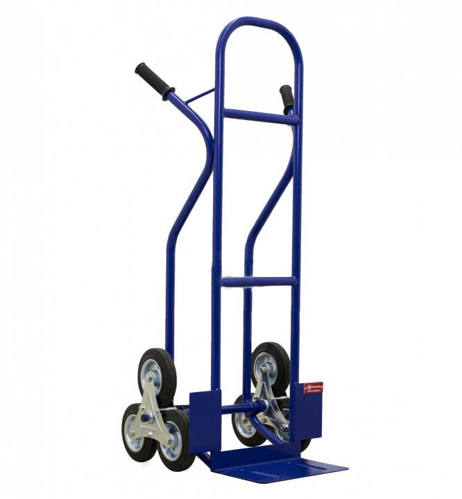 Тележка грузовая лестничная КГЛ 170 (до 170 кг) базовая цена без колес