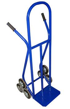 Тележка грузовая лестничная КГЛ 200 (до 200 кг) базовая цена без колес