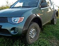 Комплект Offroad Mitsubishi L200 2007-2013, фото 2