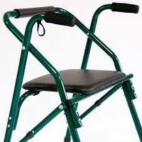 Ходунки для инвалидов с колесами и сиденьем