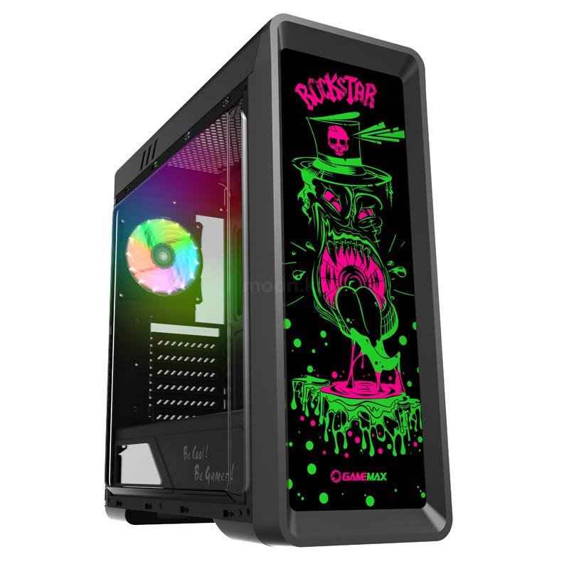 Компьютер SMART, Life GaMe Intel Core i5 9600KF 3.7 GHz /DDR4 16GB / HDD 2TB/SSD 480/750W/ASUS 1660