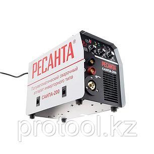 Сварочный аппарат  инверторный  п/а САИПА 200 Ресанта, фото 2