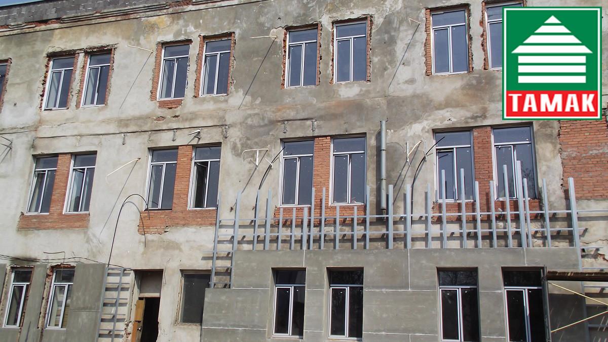 Вентилируемый фасад - фото 2